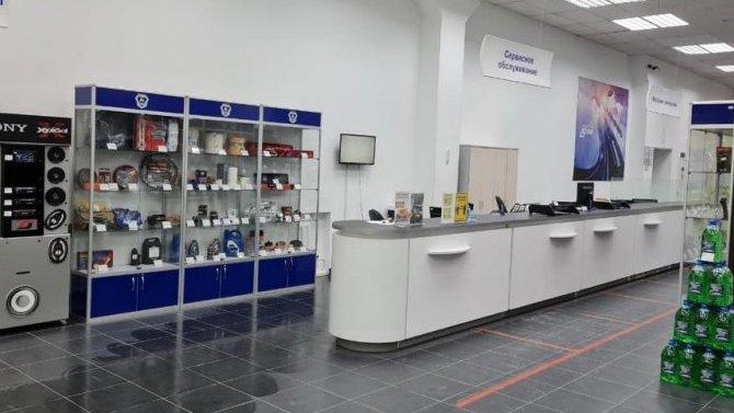 Новый дилерский центр АВТОРИТЭЙЛ открывается в Уфе