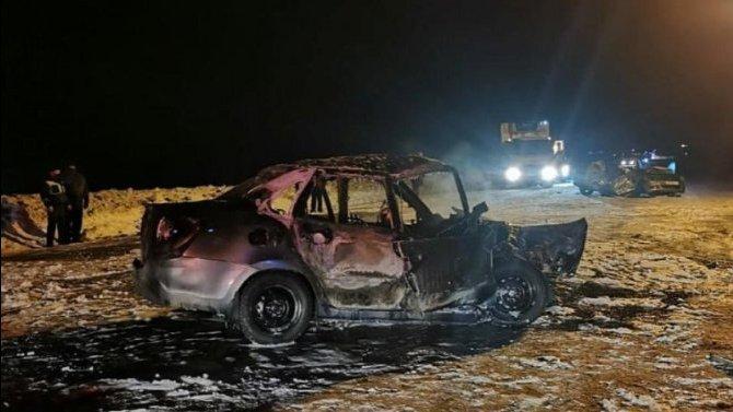 Число погибших в ДТП в Глазовском районе Удмуртии увеличилось до 3