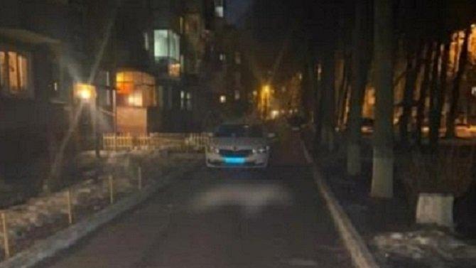В Брянске водитель насмерть сбил пожилую женщину