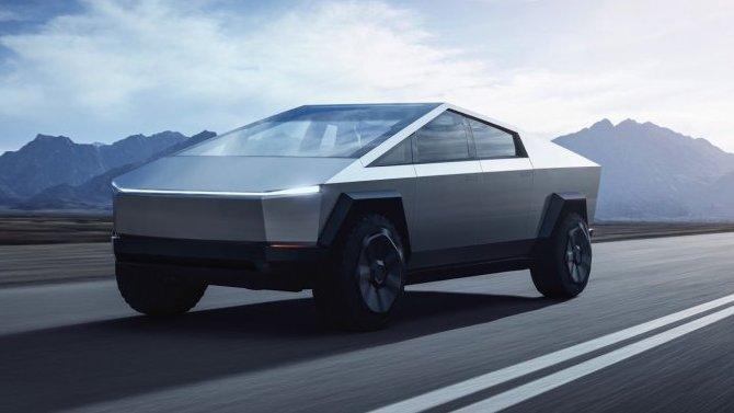 Электропикап Tesla Cybertruck будет обновлён ещё доначала продаж