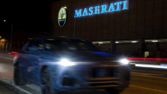 Появились рендеры нового кроссовера Maserati Grecale