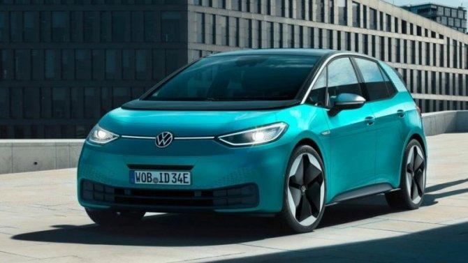 VolkswagenID.3 получил новую версию