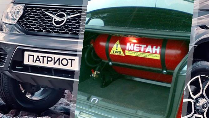 «УАЗ Патриот» наметане скоро появится впродаже