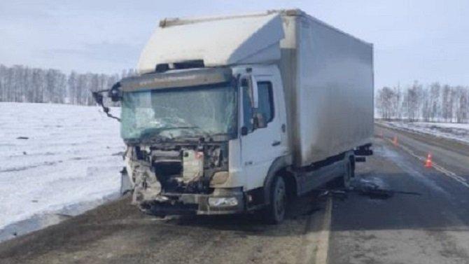 Женщина погибла в ДТП в Тамбовской области