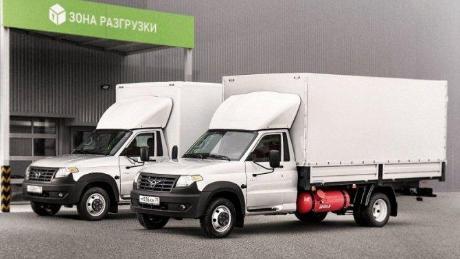 УАЗ начал производство новой версии своей «полуторки»