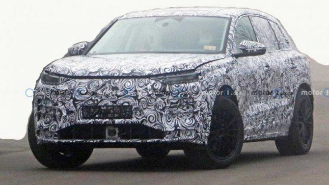 Начались испытания электрокроссовера Audi Q5 е-Tron