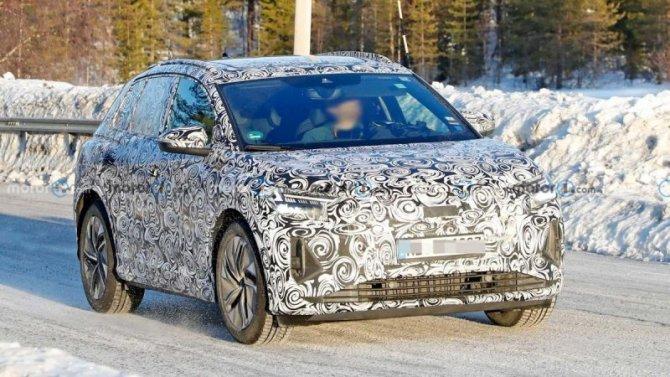 Audi Q4 у-Tron Sportback: появились новые подробности