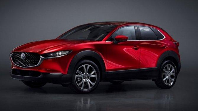 Уверенно растут российские продажи Mazda