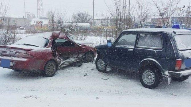 В ДТП в Абакане погиб молодой водитель