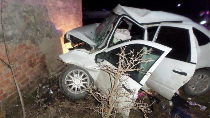 Водитель и пассажирка «Лады» погибли в ДТП в Ставропольском крае