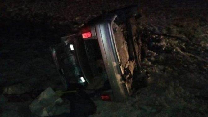 В ДТП с фурой в Брянской области погибли два человека