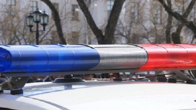В центре Воронежа водитель сбил пешехода на тротуаре и скрылся