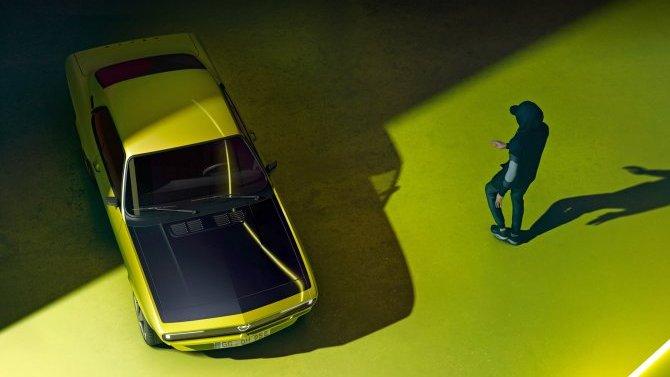 Opel возродил название Manta