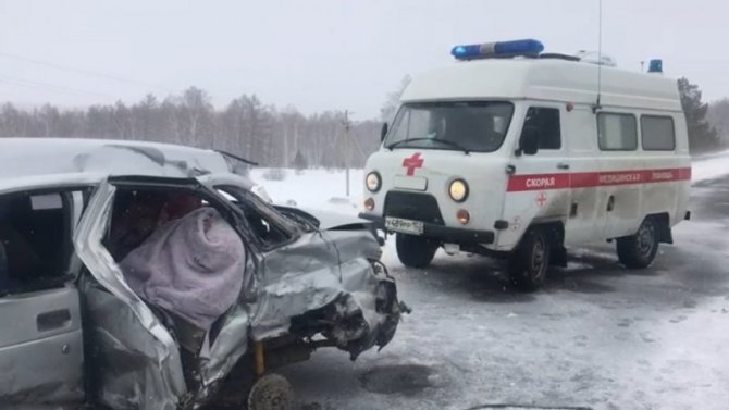 25-летняя девушка погибла в ДТП в Башкирии