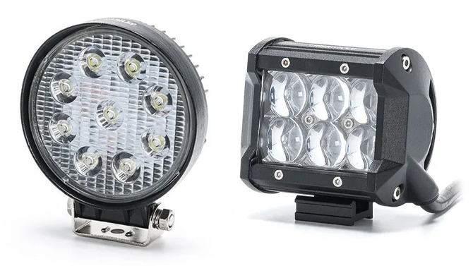 Как выбрать игде купить LED-фары