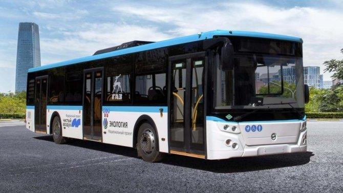 ВРоссии началось производство битопливных автобусов