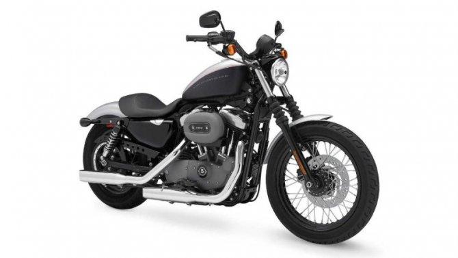 Harley-Davidson может возродить название Nightster