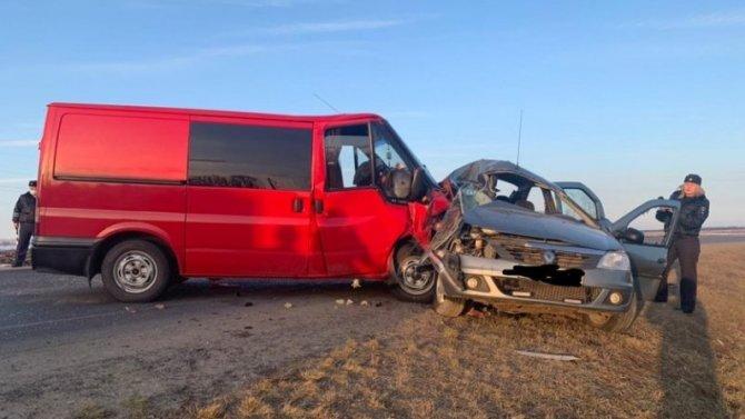 7-летний мальчик погиб в ДТП в Орловской области