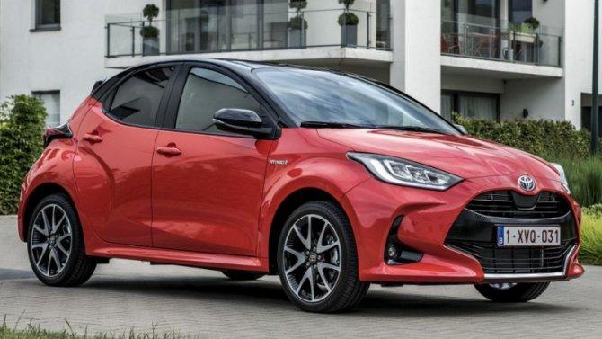 Toyota непланирует отказ отнедорогих машин А-класса