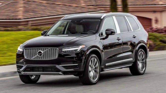 Утрёх моделей Volvo выявлен неприятный дефект