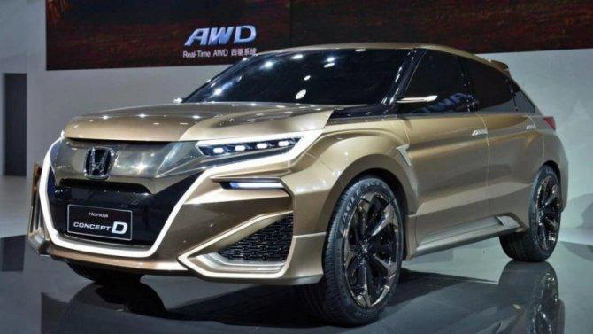 Электромобили Honda будут делаться наплатформе General Motors