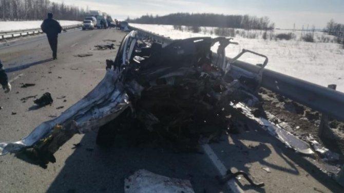 Мужчина погиб в ДТП в Саратовкой области