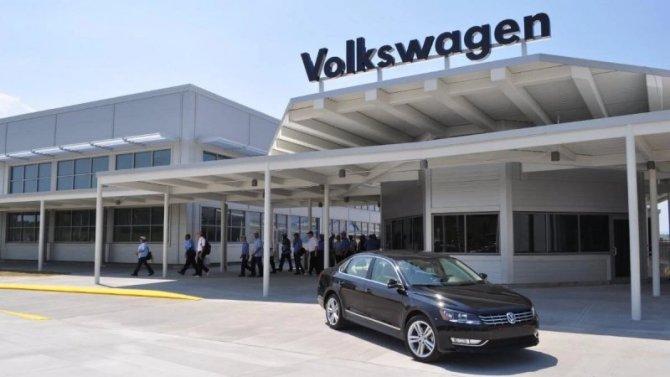 Концерн Volkswagen планирует построить восемь аккумуляторных заводов