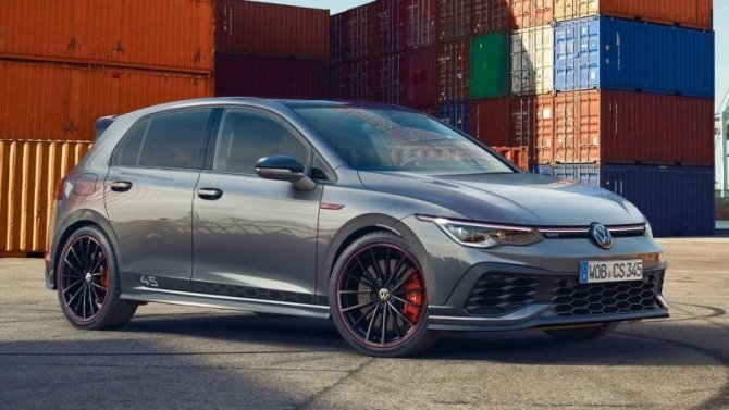 Представлен «юбилейный» Volkswagen Golf GTI