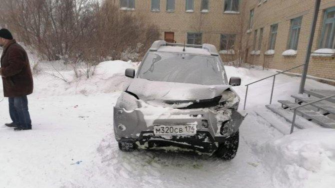 В ДТП в Кизильском районе Челябинской области погиб пассажир иномарки