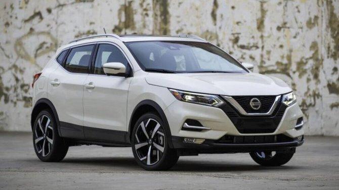 Nissan Qashqai стал российским бестселлером фирмы