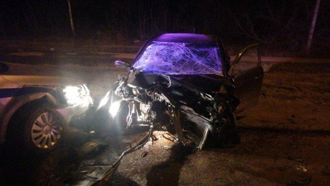 Три человека погибли в ДТП в Липецкой области