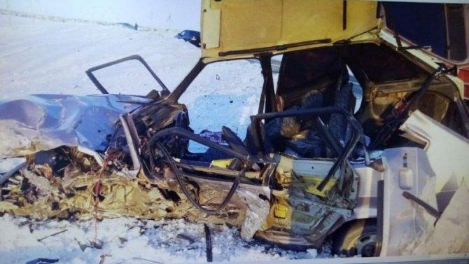 Водитель ВАЗа умер после ДТП в Сосновском районе Челябинской области