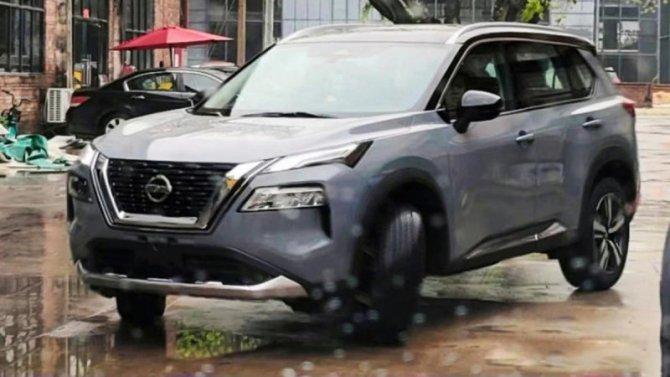 Новый Nissan X-Trail получит усовершенствованный турбодвигатель