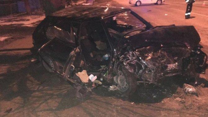 Пять человек пострадали в ДТП в Курганинске