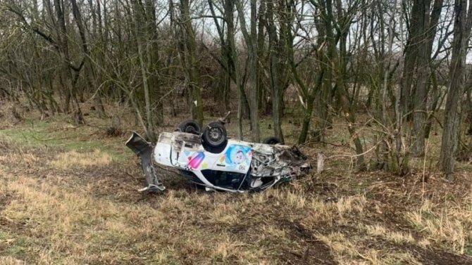 Семь человек пострадали в ДТП вКущевском районе Краснодарского края