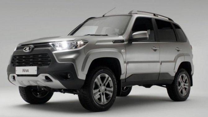 Полный привод ицена: ищем альтернативу топовой Lada Niva Travel на вторичном рынке