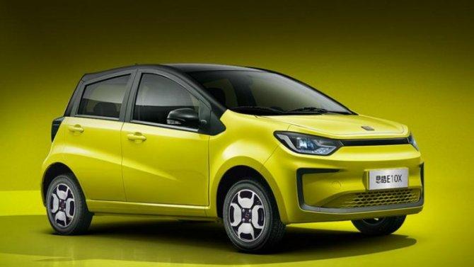 ВКитае начались продажи нового бюджетного электромобиля