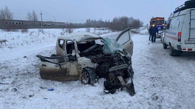 Число погибших в ДТП под Новосибирском увеличилось до двух