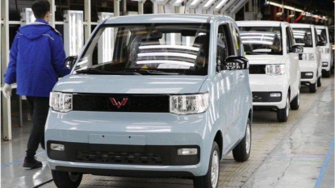 Накитайском рынке электромобилей появился новый лидер