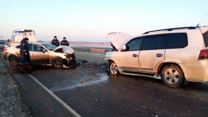Водитель погиб в ДТП в Багаевском районе Ростовской области