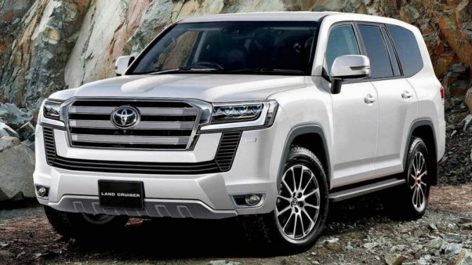 Премьера Toyota Land Cruiser 300 может быть отложена