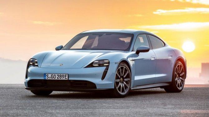 Что нового привезёт вРоссию Porsche?