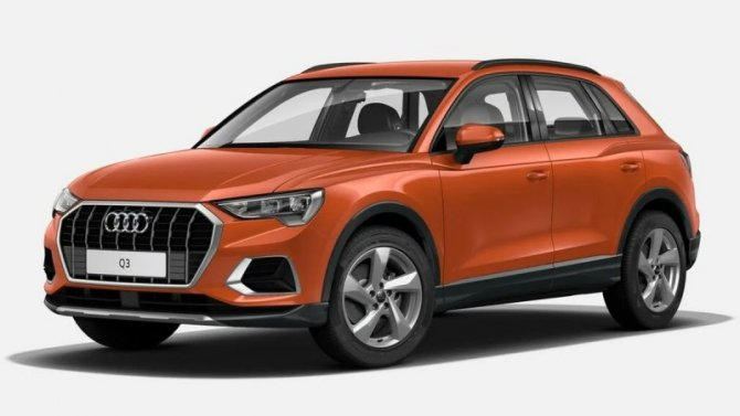 Укроссоверов Audi выявлен дефект электроники