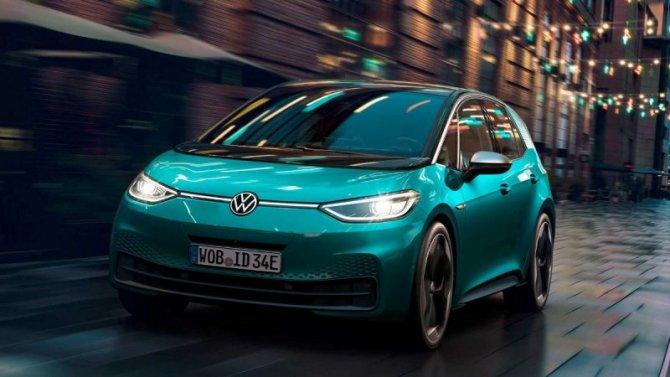 Концерн Volkswagen планирует стать лидером мирового рынка электромобилей