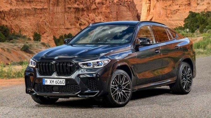 Удевяти моделей BMW неисправны тормоза