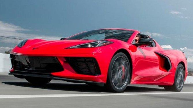 Приостановлено производство суперкаров Chevrolet Corvette