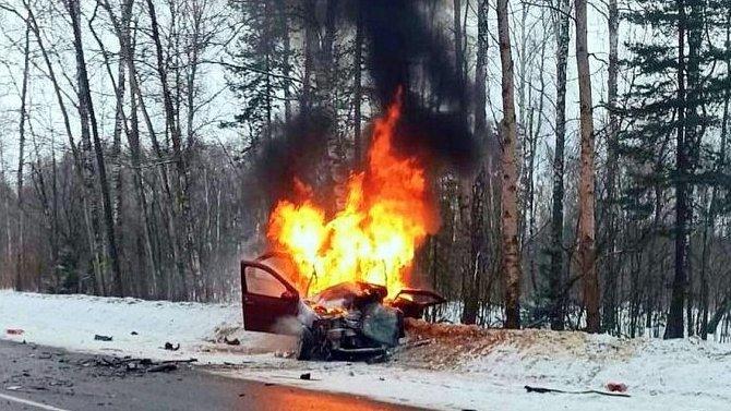 Женщина погибла в ДТП в Собинском районе Владимирской области