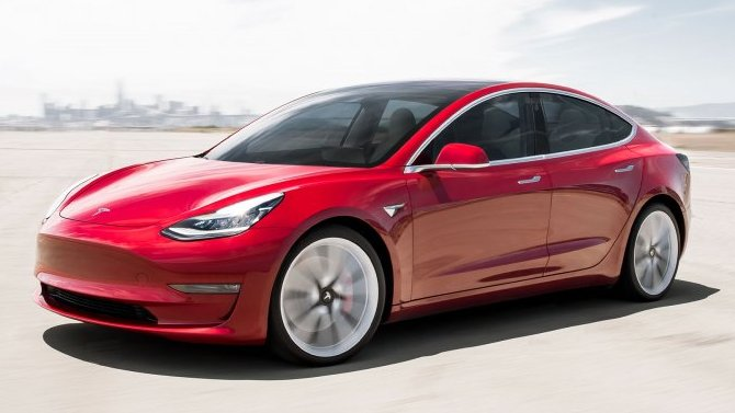 Продажи электромобилей Tesla составили почти четверть «зелёного» сегмента авторынка