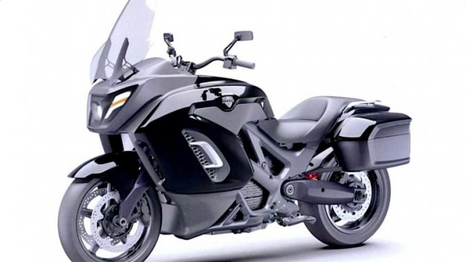 Электроцикл Aurus: появились новые подробности