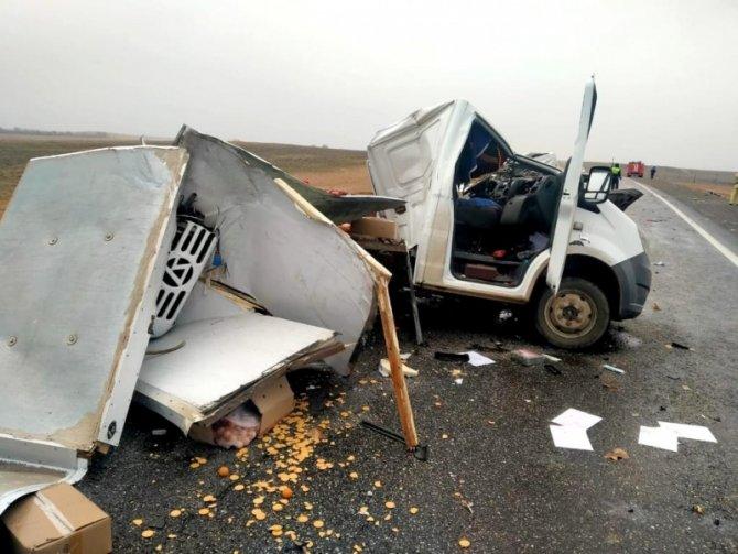 27-летний водитель погиб в ДТП в Енотаевском районе Астраханской области (1)